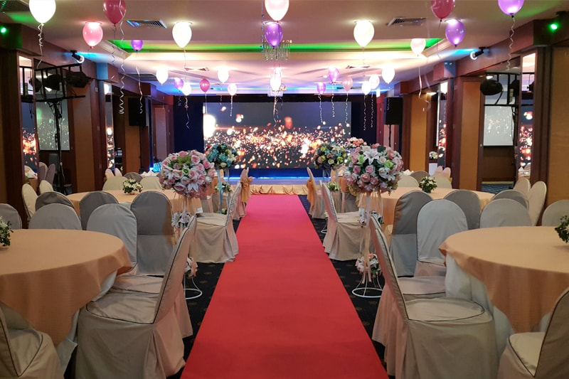 The Color Living Hotel : Weddings & Events
