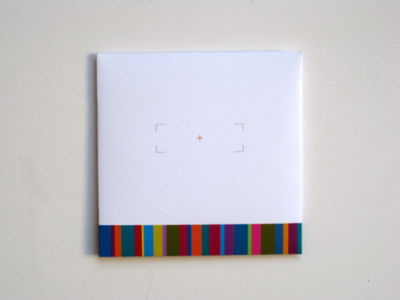 Carátual de CD - Reverso