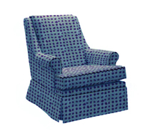 the comfortable chair store swivel wicker patio chairs welcome to in a really fun fabric