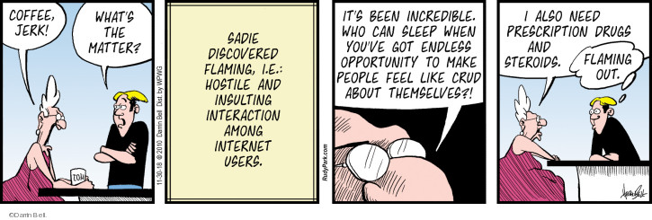 the internet troll comic