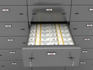 Opening the Safe Deposit Box