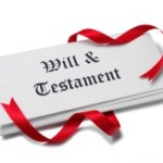 list beneficiaries in your will