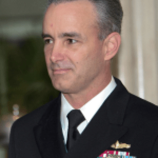 Admiral Gayouette provided surveillance for General Hamm's attempted rescue of the ambassador.