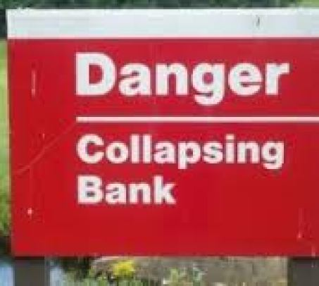 bank collapse