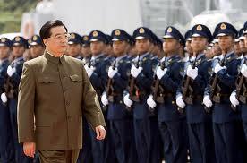 China's President Hu