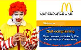 obamacare mcdonalds exemption
