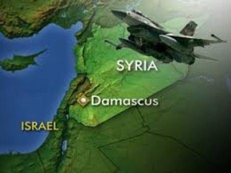 israel attacks syria