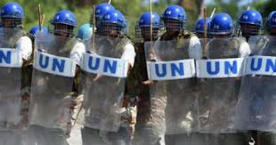 un martial law forces