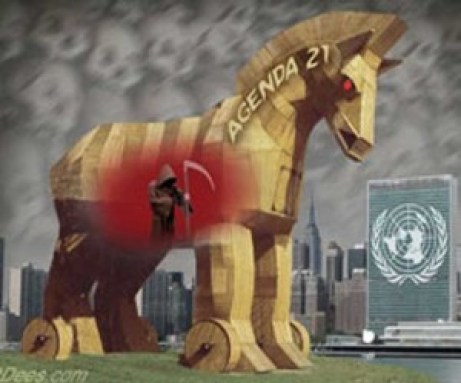 Remember, the UN is the purveyor of Agenda 21. Control of all water is an essential element of Agenda 21.