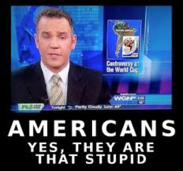 stupid americans