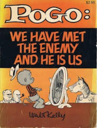 pogo met the enemy