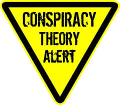 conspiracy theory alert