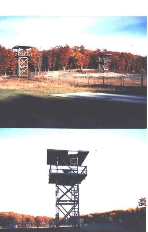 This FEMA camp facility in Grayling, MI., is the sight of martial law training for the Michigan National guard commencing on July 15, the inception date for Jade Helm. This facility also houses hundreds of UN military vehicles.