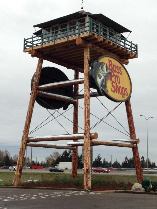 Located near Tacoma, WA.