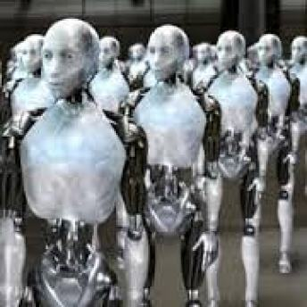 """This should be humanity's greatest fear. Robots like these, are intended to """"master the human domain""""."""