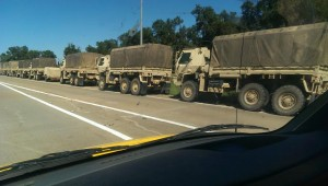 Hank Brown's photos of continuing Jade Helm military movements AFTER the 9/15 end date. The photos were taken in Louisiana.