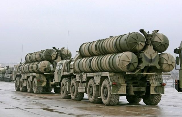 russian air defense system
