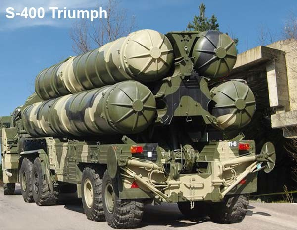 russian secret weapons s-400