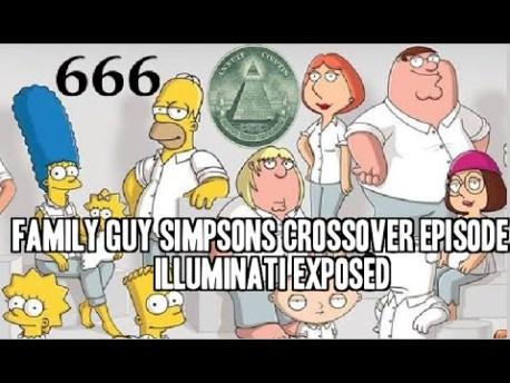 simpsons illuminati