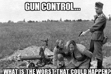 The real purpose behind gun control.