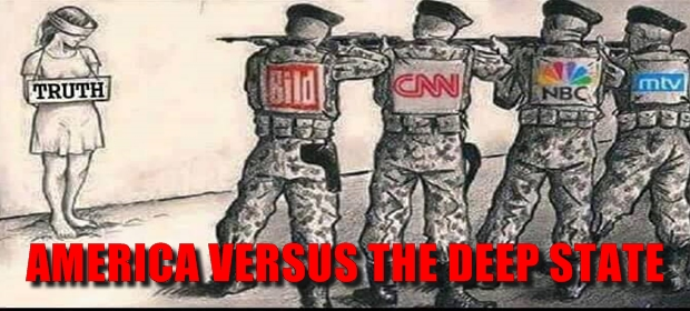 Image result for who is the deep state