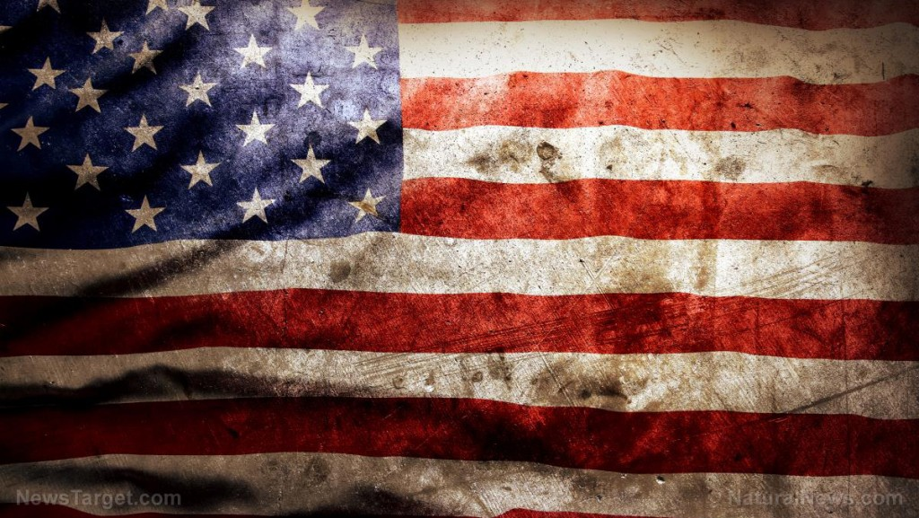 Flag-American-Grunge-Usa-Background-Patriotic-Old