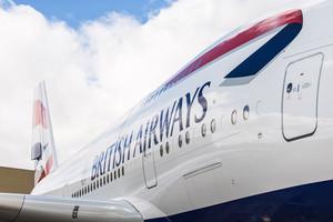 Image: Stuart Bailey / British Airways