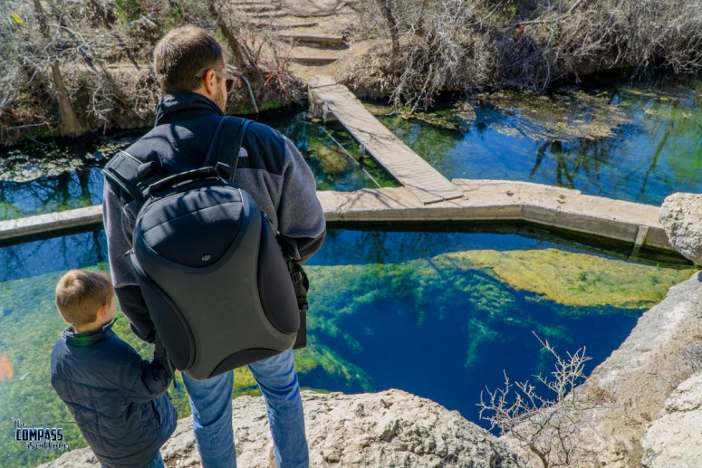 Jacob's Well is an unbelievable hole of color. A can't miss in Austin.