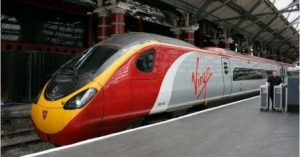 Virgin train not providing tickets early enough