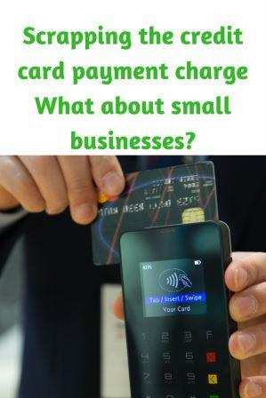 Scrapping the credit card payment charge on picture of card reader