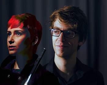 Eliza and Alex of Polarity