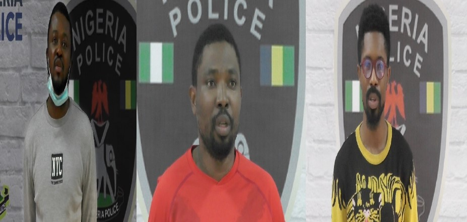 Police arrest 3 for cyber-related offences, uncover 50,000 email accounts,  passwords from a suspect | The Conclave NG The Best Online Newspaper