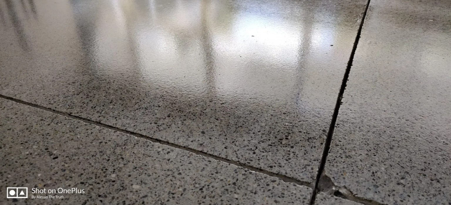 Grind and Seal epoxy