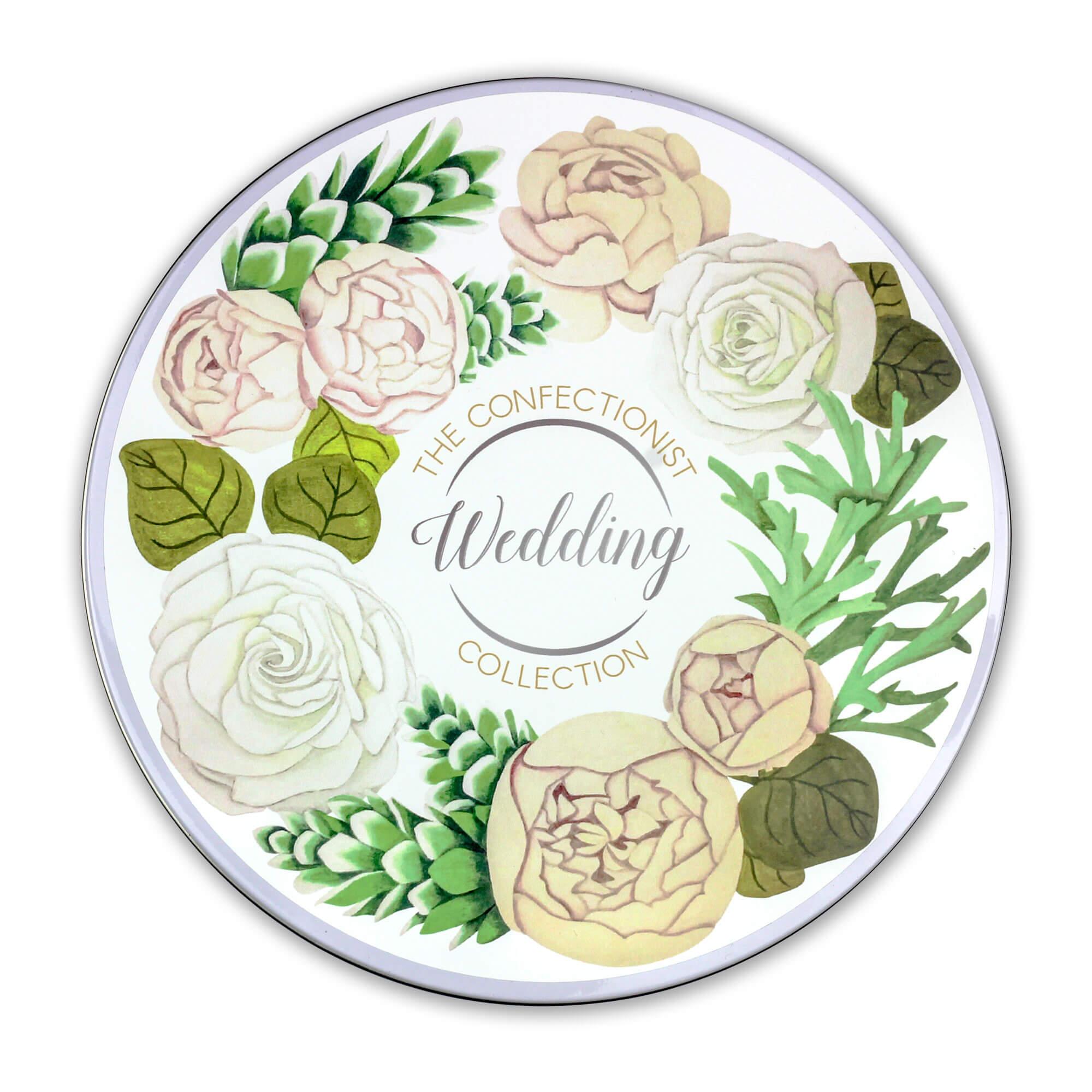 Wedding Collection Tin Lid
