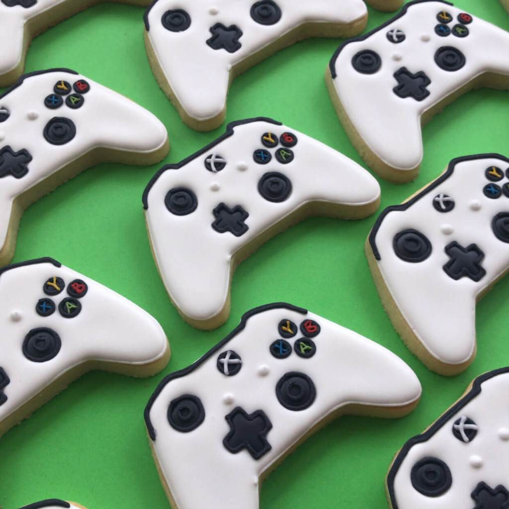 Custom Biscuit for Xbox Gaming