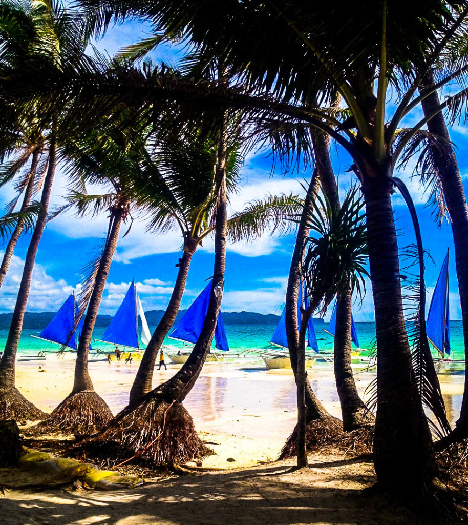 Boracay Beach: Throwback Thursday Travel #10: Boracay, The Philippines