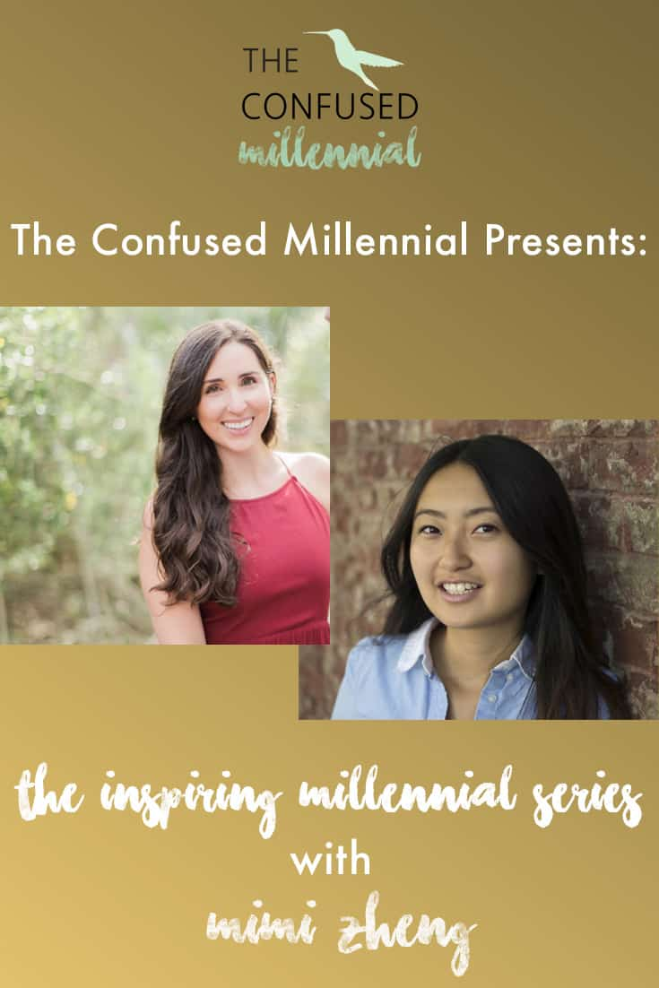 Confused twenty something who hates your job? Wish you could live your purpose and passion in your work everyday? We chat with millennial career coach who inspires twenty somethigns to find careers that fit them. Learn how she re-defines success and achieves her own happiness. the confused millennial rachel ritlop interview with mimi zheng