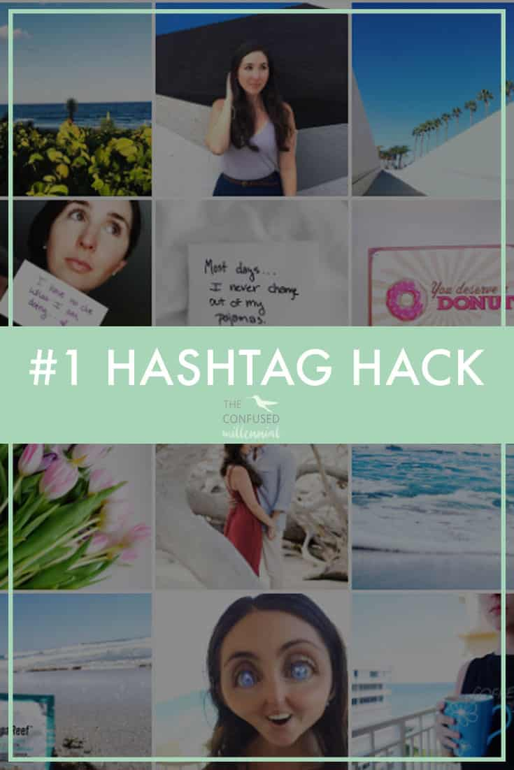 Want help with Instagram Hashtags?What the heck is a hashtag and why do you need it?Not sure how to effectively use hashtags?Tired of typing out hashtags every time you post to Instagram? Check out my favorite Instagram hashtag hack on the blog, theconfusedmillennial.com - No more typing out hashtags for hours or getting stuck in a hashtag rut!