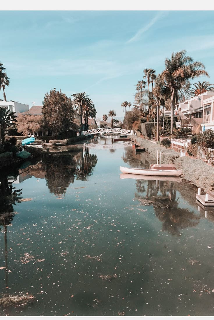 #Wanderlusting- Exploring the Venice Canals, California - the confused millennial, millennial blog