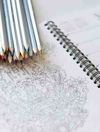 5 benefits of an adult coloring book, What are the benefits of adulting coloring books? What's with the craze on coloring books for adults? - Millennial blogger
