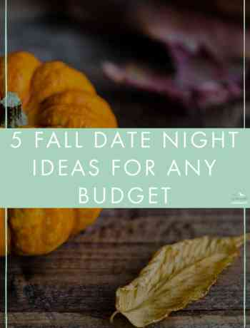 Fall is always such a magical time of year IMO. It always feels like magic is in the air as the holidays are about to kick off and the humidity finally starts to die down a little in Florida! Today I  am sharing my favorite fall inspired date night ideas (which totally work for friend date nights too!)  that you can do on any budget! - The Confused Millennial