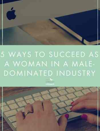 "In today's world, where many industries are still very male-dominated, being able to ""make it"" as a woman means having to learn how to successfully navigate disproportionately male workplaces, such as investment banking to today's top money making STEM professions, the ratio of women in the workplace, and those rising to the ""top"" is less than ideal. In fields such a higher education as well, where people often assume gender-neutrality and equality, women only hold 31 percent of full professors at postsecondary institutions. In fact, the higher one goes in the educational system, the fewer women are present. Check out these five tips for succeeding in a male dominated workplace. - The confused millennial"