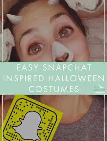 "I planned this post to be about ""easy makeup based Halloween costumes"". However, i find makeup to be confusing, so I decided to share a few extremely easy Snapchat inspired Halloween costumes you can make in under 5 minutes. - The Confused Millennial"