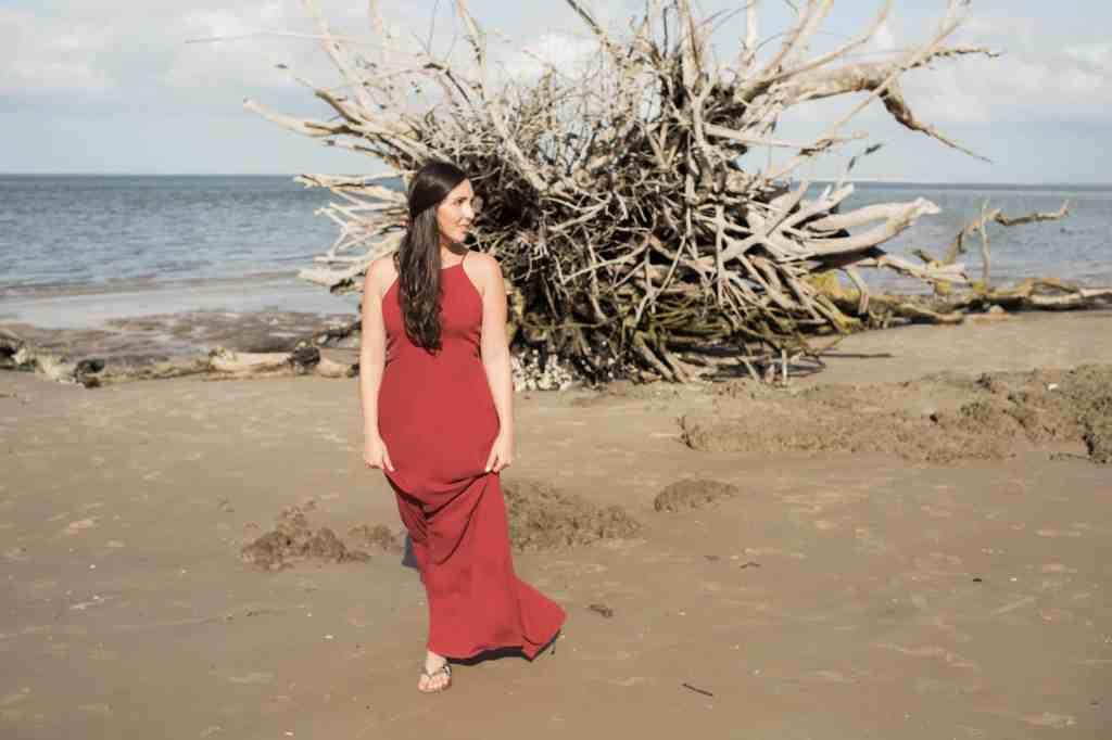 millennial blog rachel ritlop talbot island beach jacksonville