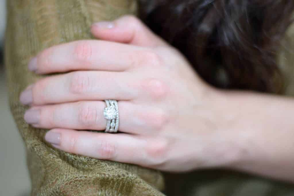 5 tips on how to care for your engagement and wedding rings - millennial blog