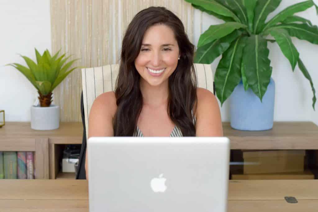 millennial blogger