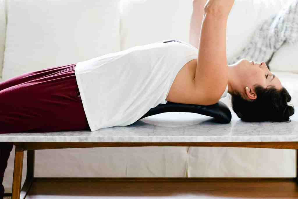 millennial wellness trends 2018, back posture arch stretcher