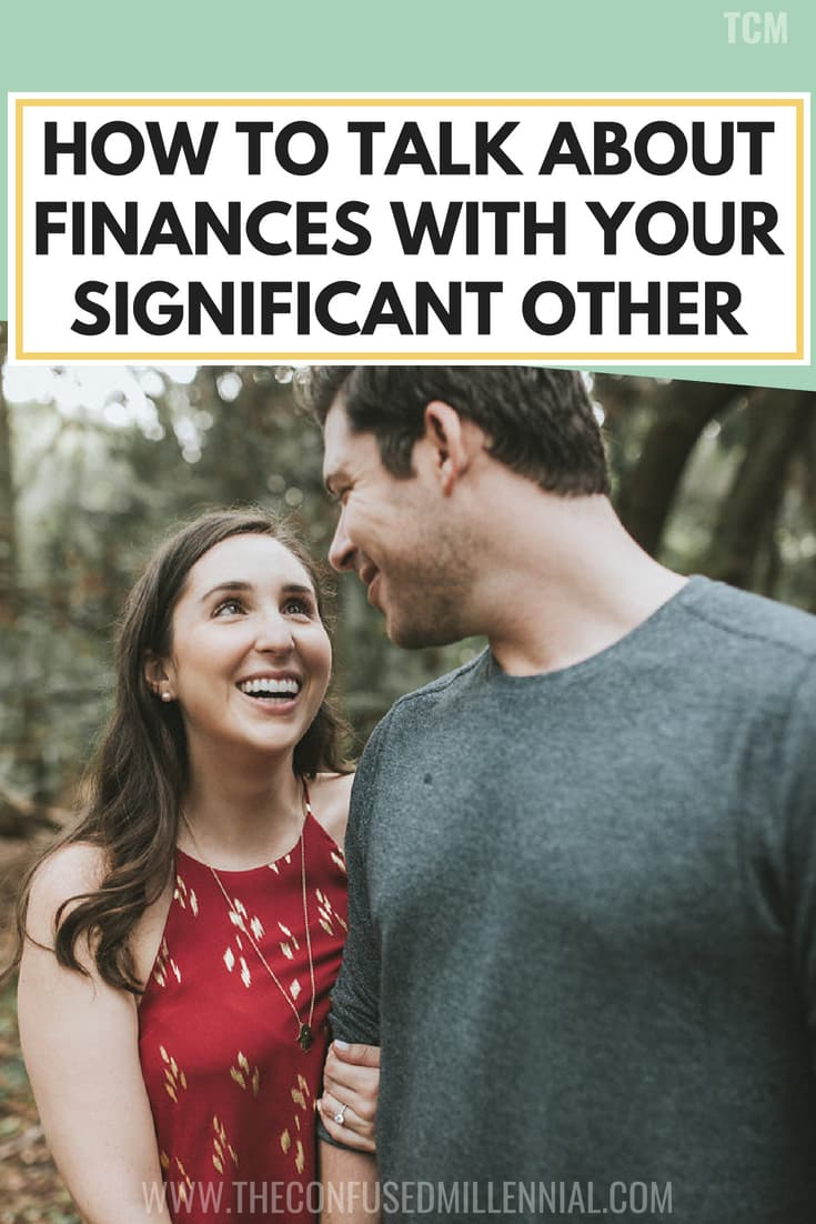 how to discuss finances with your partner