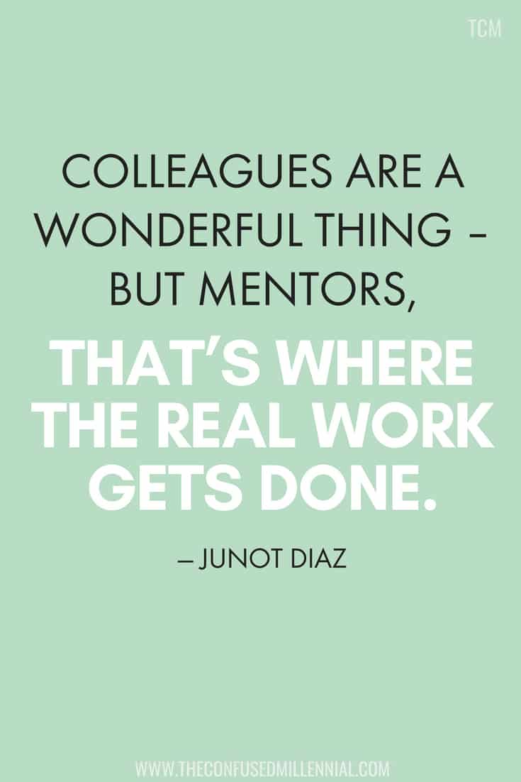 most common mentors you ll have in your career mentorship
