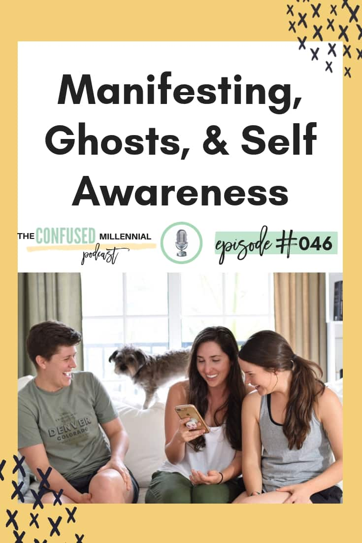 manifesting, ghosts, and self awareness. How these things relate to our evolution and development and how psych-k can be a useful tool in navigating our shadow self, the use of spiritual techniques like shamanism in our lives and raising children, #spirituality, #selfhelppodcast, #millennialpodcast, #manifesting, #selfawareness